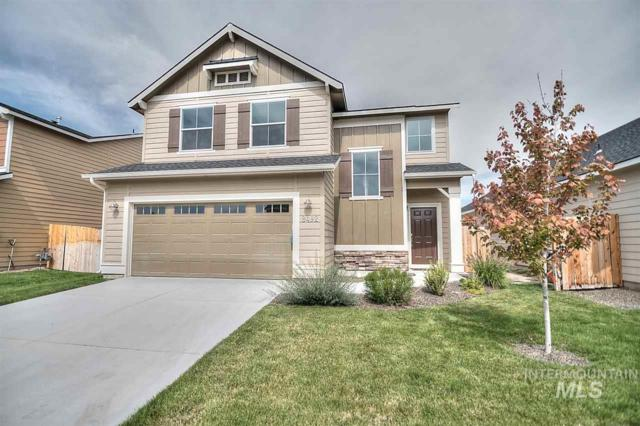 4142 S Leaning Tower Ave, Meridian, ID 83642 (MLS #98728677) :: New View Team