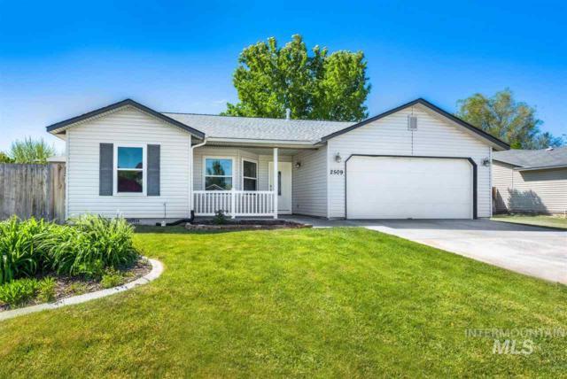 2509 Montana Ave, Nampa, ID 83686 (MLS #98728794) :: Juniper Realty Group