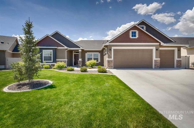 4817 Middlesboro Way, Caldwell, ID 83607 (MLS #98728800) :: Jon Gosche Real Estate, LLC