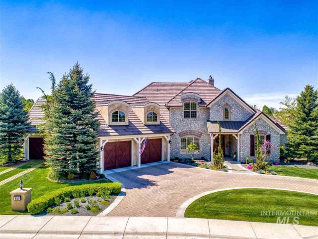 659 W Watersford Drive, Eagle, ID 83616 (MLS #98728834) :: Jon Gosche Real Estate, LLC