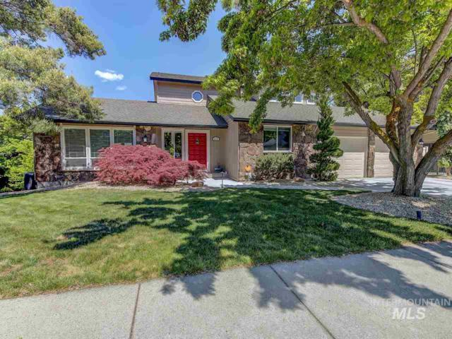 1176 E Harcourt Dr, Boise, ID 83702 (MLS #98728854) :: Jackie Rudolph Real Estate