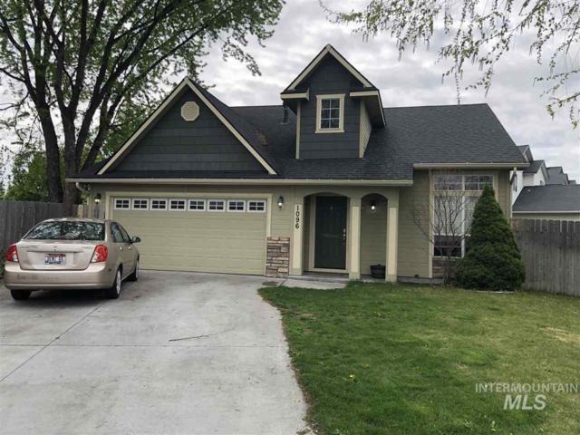 1096 N New Creek Avenue, Meridian, ID 83642 (MLS #98728983) :: Legacy Real Estate Co.