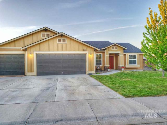 640 SW Panner, Mountain Home, ID 83647 (MLS #98729063) :: Boise River Realty
