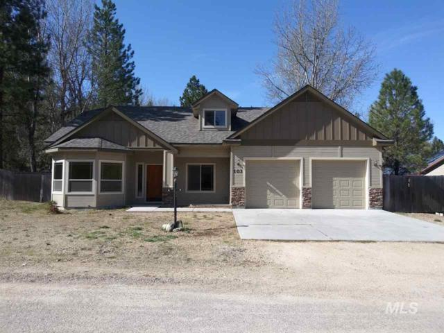 103 Mores Creek Dr, Idaho City, ID 83631 (MLS #98729214) :: Full Sail Real Estate