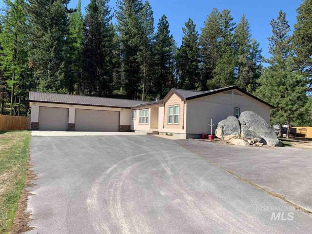 1649 Crown Point Pkwy, Cascade, ID 83611 (MLS #98729233) :: Legacy Real Estate Co.