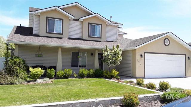 1916 Canyon Trail Way, Twin Falls, ID 83301 (MLS #98729357) :: Jackie Rudolph Real Estate