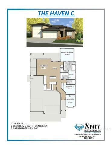 416 E Pascua Drive, Kuna, ID 83634 (MLS #98729362) :: Minegar Gamble Premier Real Estate Services