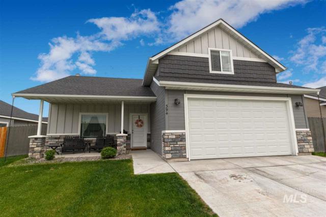 394 Arrow St., Twin Falls, ID 83301 (MLS #98729381) :: Jon Gosche Real Estate, LLC