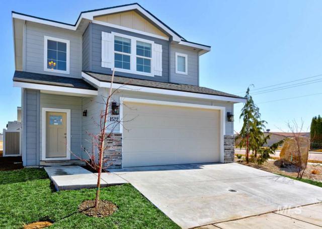 1987 W Bella Lane, Nampa, ID 83651 (MLS #98729403) :: Legacy Real Estate Co.