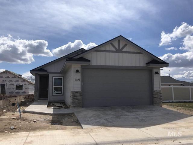 2107 W Bella Lane, Nampa, ID 83651 (MLS #98729404) :: Legacy Real Estate Co.