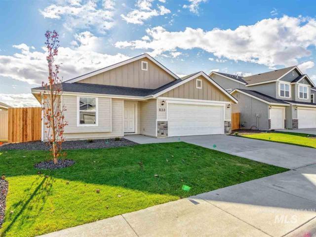 1108 E Brush Creek St., Kuna, ID 83634 (MLS #98729407) :: New View Team