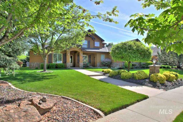 1506 S Lake Crest Way, Eagle, ID 83616 (MLS #98729487) :: Jon Gosche Real Estate, LLC