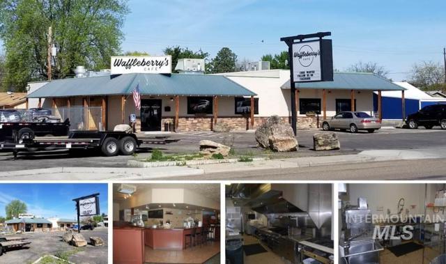 1255 State Street, Weiser, ID 83672 (MLS #98729498) :: Jackie Rudolph Real Estate