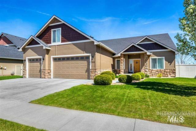 722 Lilac St, Fruitland, ID 83619 (MLS #98729598) :: Jon Gosche Real Estate, LLC