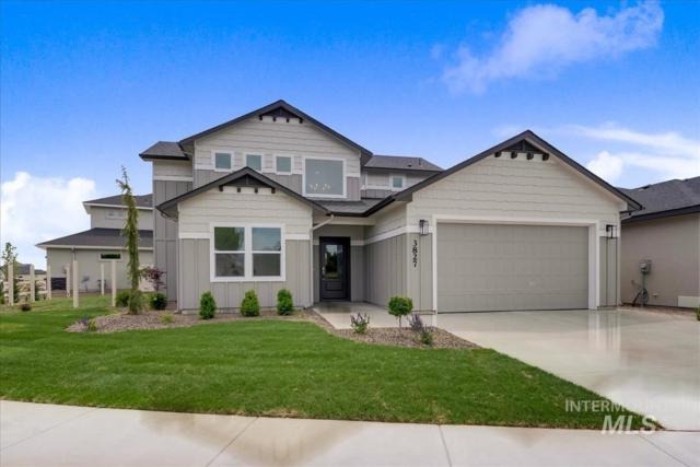3827 W Dover Dr, Meridian, ID 83642 (MLS #98729632) :: Legacy Real Estate Co.