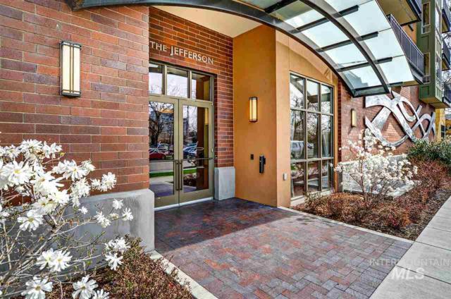 323 W Jefferson St #301, Boise, ID 83702 (MLS #98729651) :: Legacy Real Estate Co.