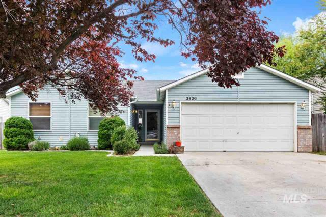 2820 Port St., Nampa, ID 83687 (MLS #98729661) :: Juniper Realty Group