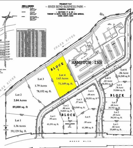 TBD Riverbend Parkway, Burley, ID 83318 (MLS #98729684) :: Jon Gosche Real Estate, LLC