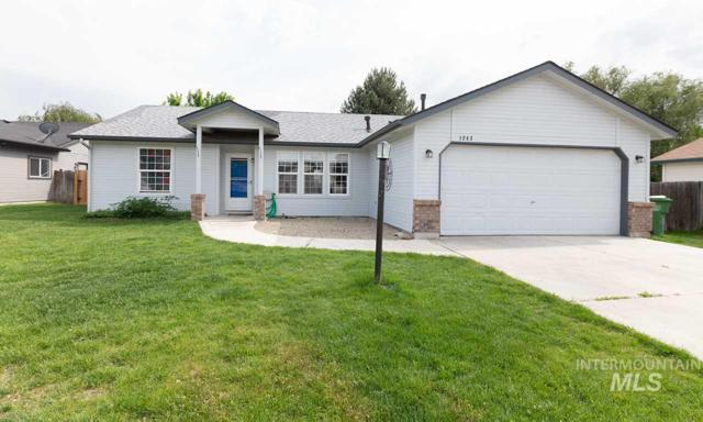 1243 W. Waltman Dr., Meridian, ID 83642 (MLS #98729687) :: Legacy Real Estate Co.