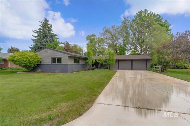 2710 Laurelhurst Dr., Boise, ID 83705 (MLS #98729747) :: Boise River Realty