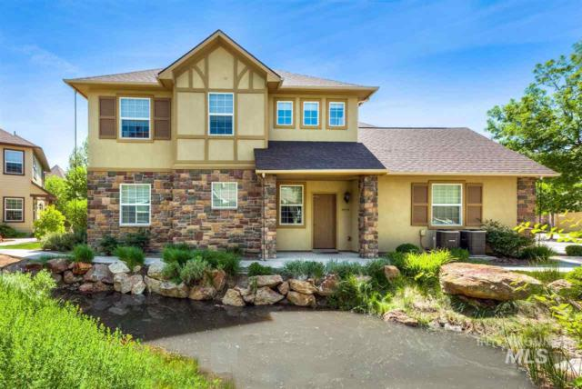1218 E Winding Creek Dr., Eagle, ID 83616 (MLS #98729776) :: New View Team