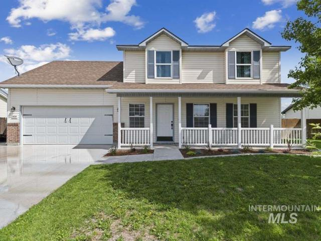 1414 W Blaine Ave, Nampa, ID 83651 (MLS #98729787) :: Juniper Realty Group