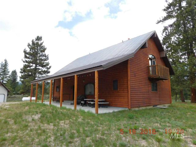 4129 N Evergreen Bluffs Place, Featherville, ID 83647 (MLS #98729923) :: Boise River Realty