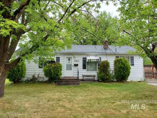 420 Adams St, Twin Falls, ID 83301 (MLS #98729942) :: Juniper Realty Group
