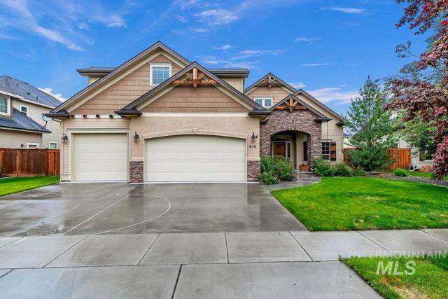 818 E Silver Torch, Meridian, ID 83646 (MLS #98729953) :: Jon Gosche Real Estate, LLC