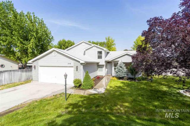548 S Linder  Road, Meridian, ID 83642 (MLS #98729957) :: Jon Gosche Real Estate, LLC