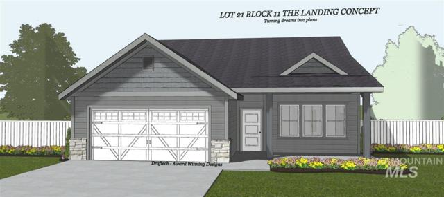 1399 W Joshua St, Meridian, ID 83642 (MLS #98729973) :: Jon Gosche Real Estate, LLC
