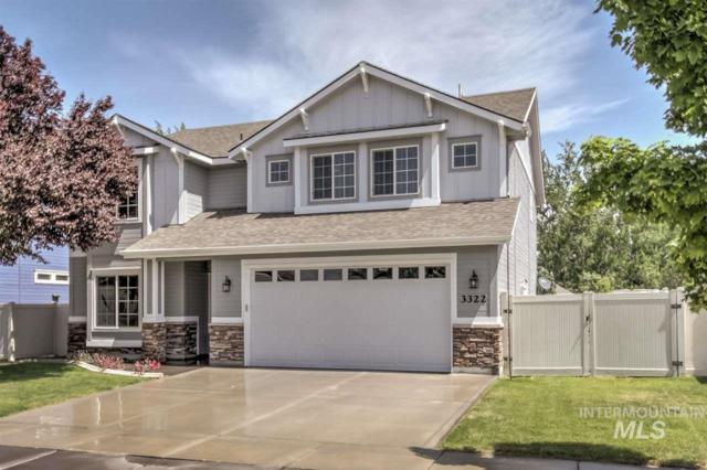 3322 S Murlo Way, Meridian, ID 83642 (MLS #98729989) :: Jon Gosche Real Estate, LLC