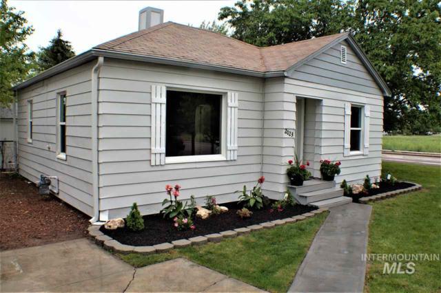 2023 Lansing Ave, Caldwell, ID 83605 (MLS #98730000) :: Jon Gosche Real Estate, LLC