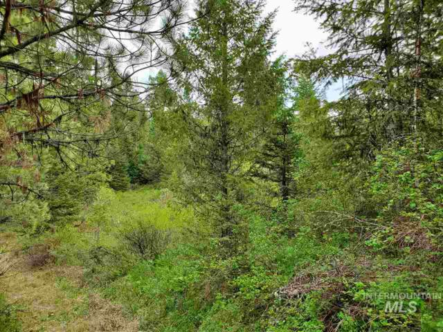 TBD Camps Canyon Road, Troy, ID 83871 (MLS #98730045) :: Jon Gosche Real Estate, LLC