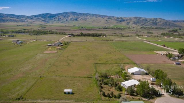 10250 Wild Horse Circle, Horseshoe Bend, ID 83629 (MLS #98730059) :: New View Team