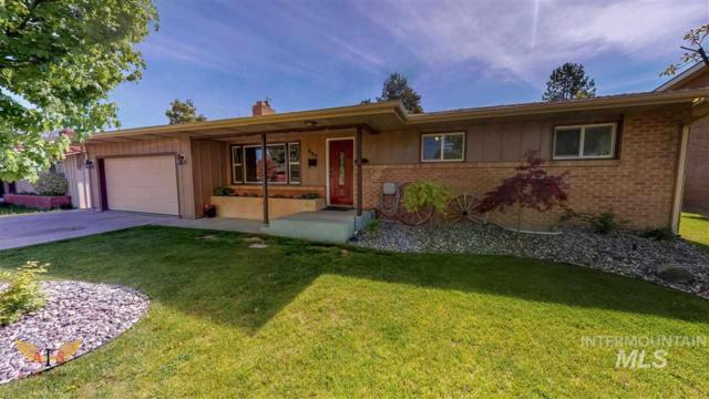 644 Monte Vista Dr., Twin Falls, ID 83301 (MLS #98730131) :: Alves Family Realty