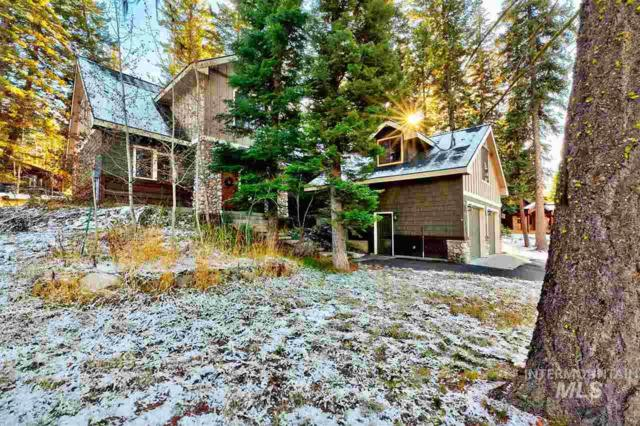 1360 Aspen Ridge Lane, Mccall, ID 83638 (MLS #98730146) :: Juniper Realty Group