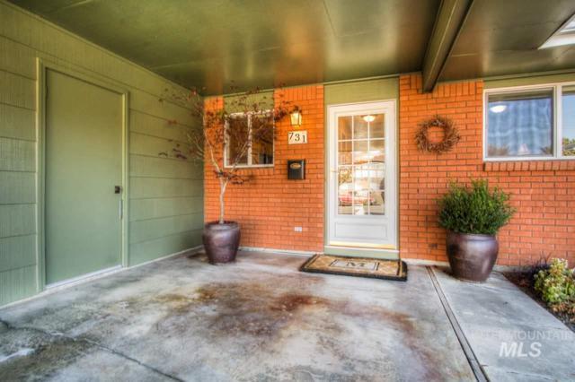 731 E Holly Street, Boise, ID 83712 (MLS #98730197) :: Jon Gosche Real Estate, LLC