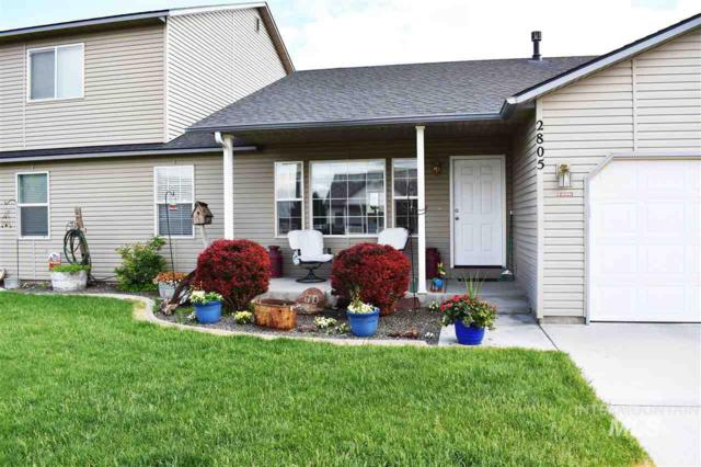 2805 Sparks Ave, Nampa, ID 83686 (MLS #98730223) :: New View Team