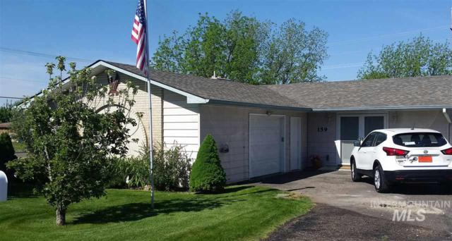 159 N Benewah Place, Nampa, ID 83657 (MLS #98730257) :: Juniper Realty Group