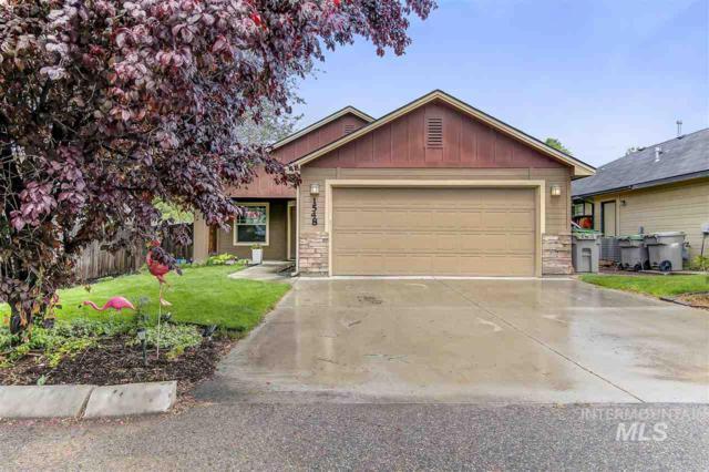 1548 W Alexandra, Boise, ID 83705 (MLS #98730283) :: Minegar Gamble Premier Real Estate Services