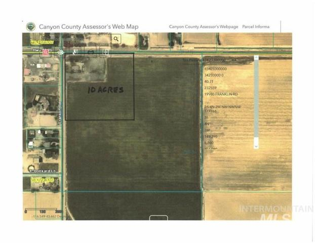 0 Hwy 20-26 And Franklin Rd., Nampa, ID 83687 (MLS #98730330) :: Jon Gosche Real Estate, LLC