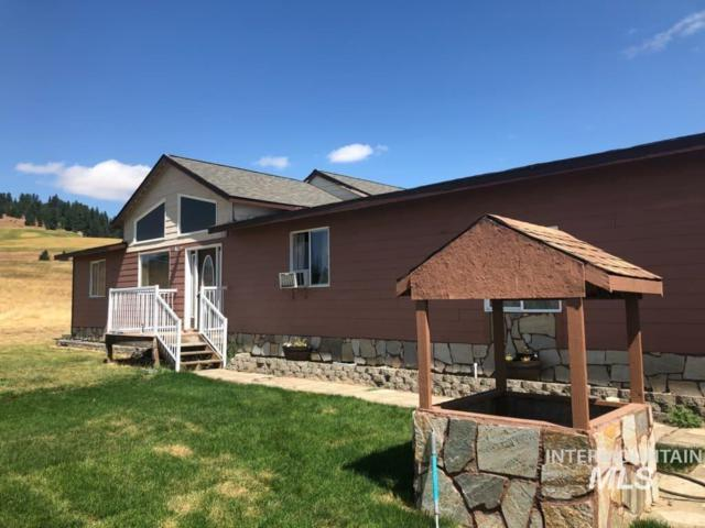 5012 Lenville Rd., Moscow, ID 83843 (MLS #98730333) :: Idahome and Land