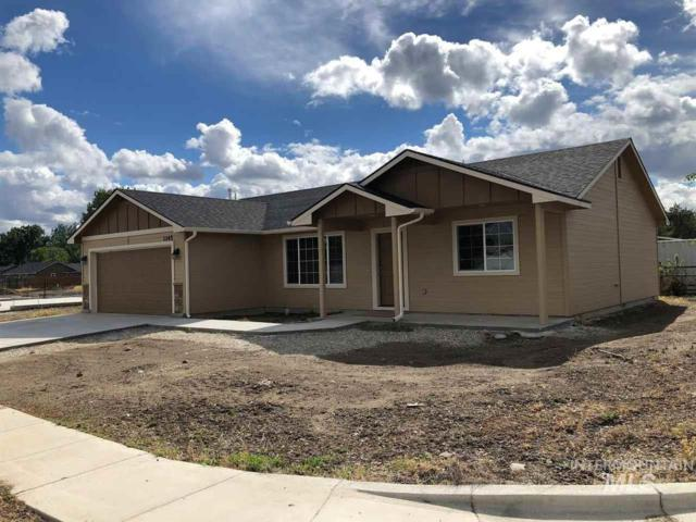 1145 W 10th Street, Weiser, ID 83672 (MLS #98730343) :: Minegar Gamble Premier Real Estate Services