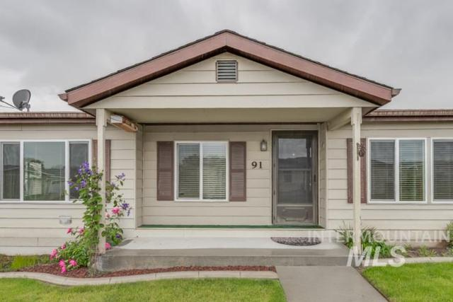 1907 W Flamingo #91, Nampa, ID 83651 (MLS #98730358) :: Jeremy Orton Real Estate Group