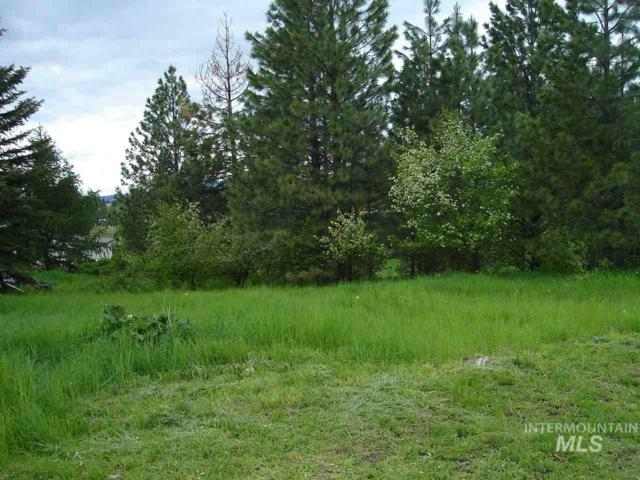 Lot 16 O'reilly's Addition, Deary, ID 83823 (MLS #98730366) :: Idahome and Land