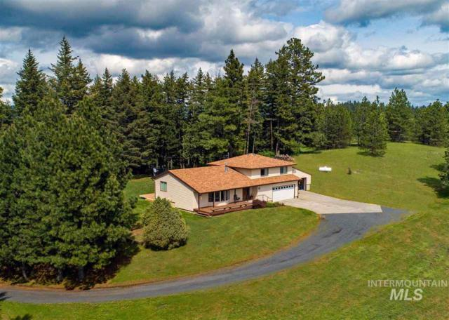 1227 Larson Rd., Moscow, ID 83843 (MLS #98730377) :: Idahome and Land