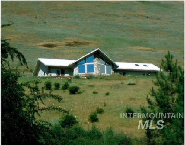 107 Rocky Point Rd., Stites, ID 83552 (MLS #98730389) :: Boise River Realty