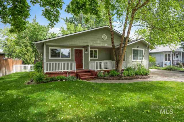 3460 W Hansen Ave., Boise, ID 83703 (MLS #98730414) :: Idahome and Land