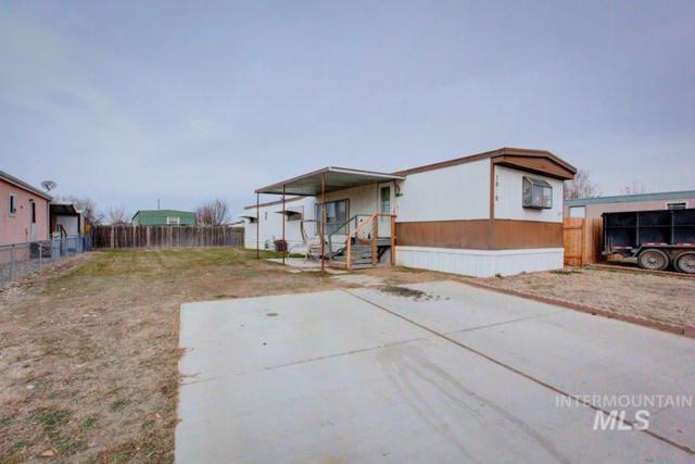 2818 Powderhorn Drive, Caldwell, ID 83605 (MLS #98730415) :: New View Team